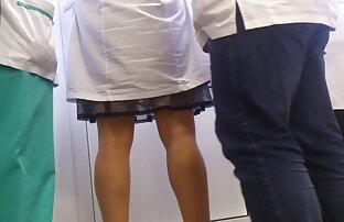თხელი ქალი sucks ორი ძალიან სქელი, შავი, candy. მამა, ცისფერი, ბაბუა