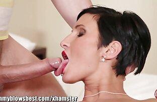 მისი საუკეთესო ცხელი პორნო ვიდეო მამინაცვალი შანტაჟს მისი სექსი.